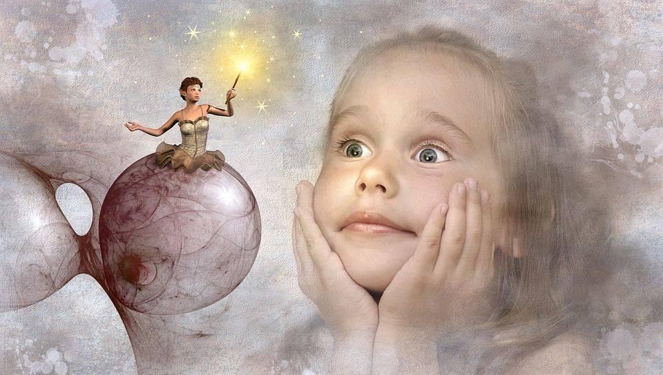 Развиваем фантазию и воображение у детей