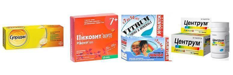 Какие витамины для подростков лучше: рейтинг от 12-13 до 16-17 лет | konstruktor-diety.ru