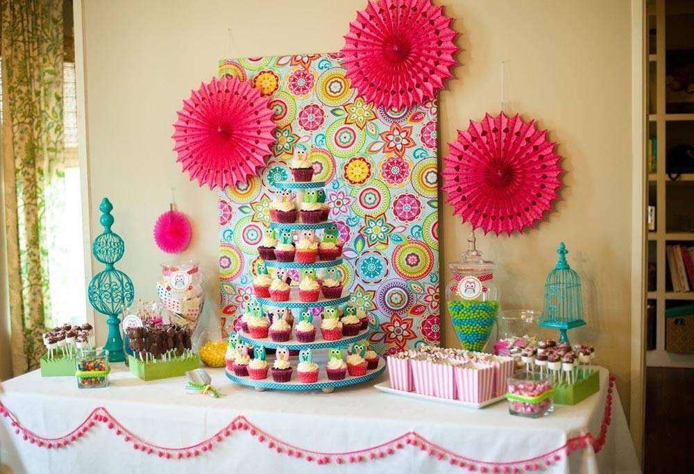 Как украсить комнату ребенку на день рождения: 70 фото-идей оформления детской