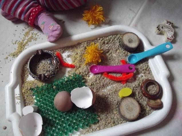 Сенсорная коробка для детей своими руками: пошаговая инструкция, рекомендации и интересные идеи
