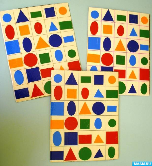 Сенсорное развитие детей 3-4 лет через дидактические игры (дошкольного возраста)