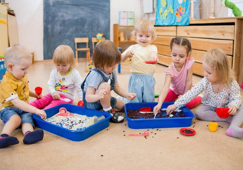 Какой оптимальный возраст ребенка для детского сада?