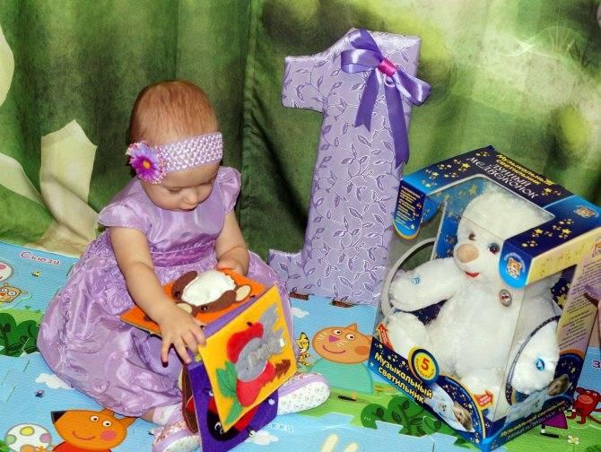 Выбор подарка девочке на 5 лет