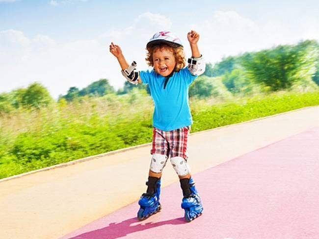✅ как учить ребенка кататься на роликах - veloexpert33.ru