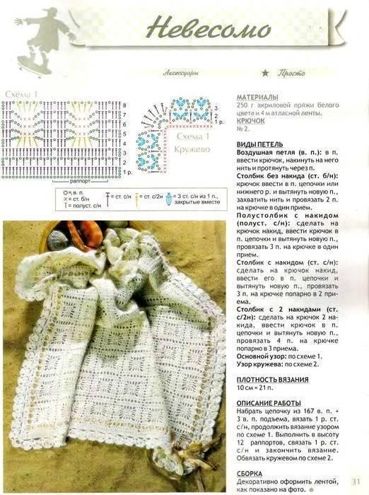 Конверт для новорожденного спицами, 24 авторских описания и уроки,  вязание для детей