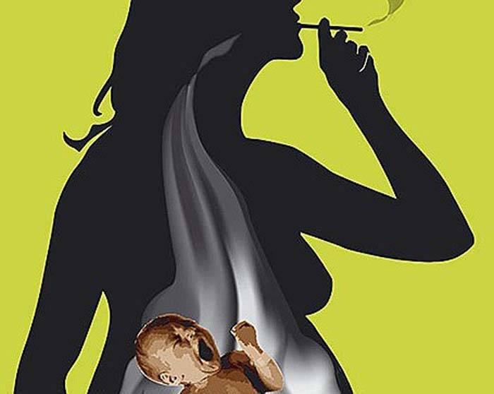 Курение при грудном вскармливании (гв): влияние на малыша