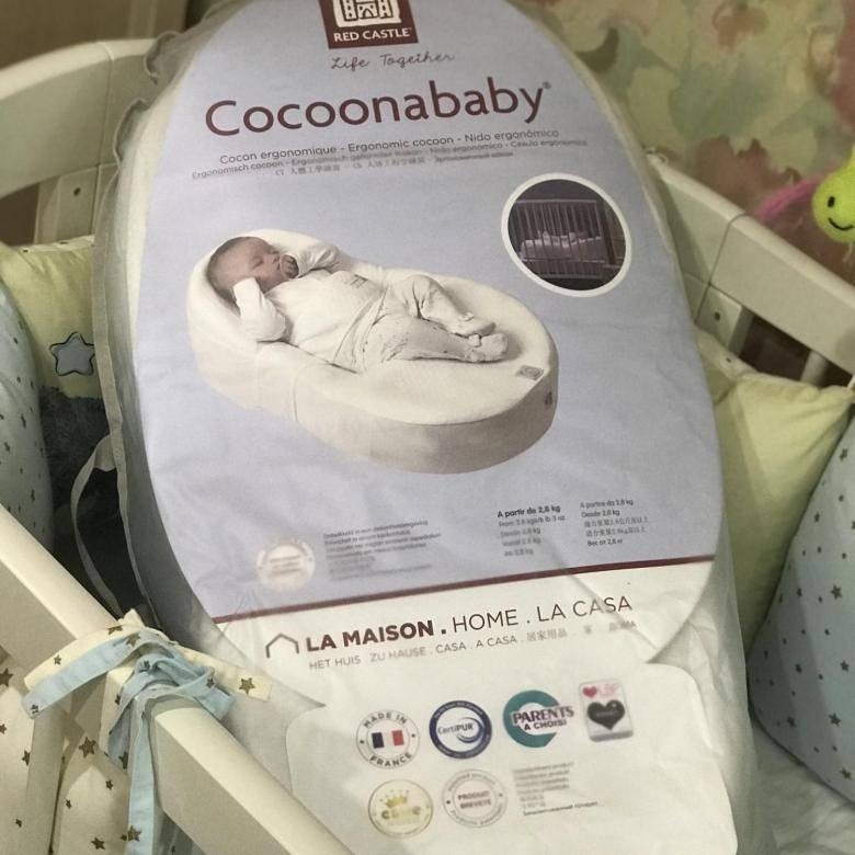 Топ 5 лучших коконов для новорожденных - рейтинг 2021 года