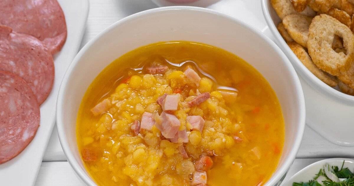 Можно ли кормящей маме кушать гороховый суп - лучшие народные рецепты еды от сafebabaluba.ru