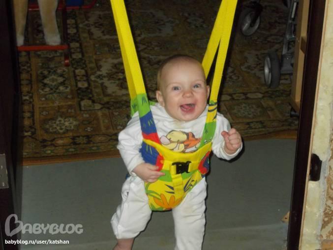 Прыгунки для детей. ходунки и прыгунки: нужны ли они ребёнку?