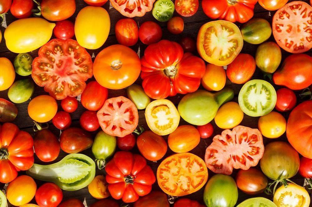 Можно ли помидоры кормящим мамочкам