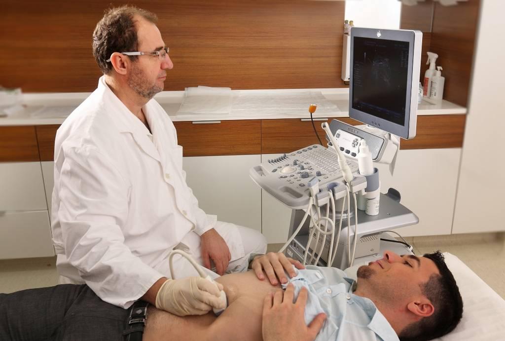 Узи органов брюшной полости: когда назначается, что показывает