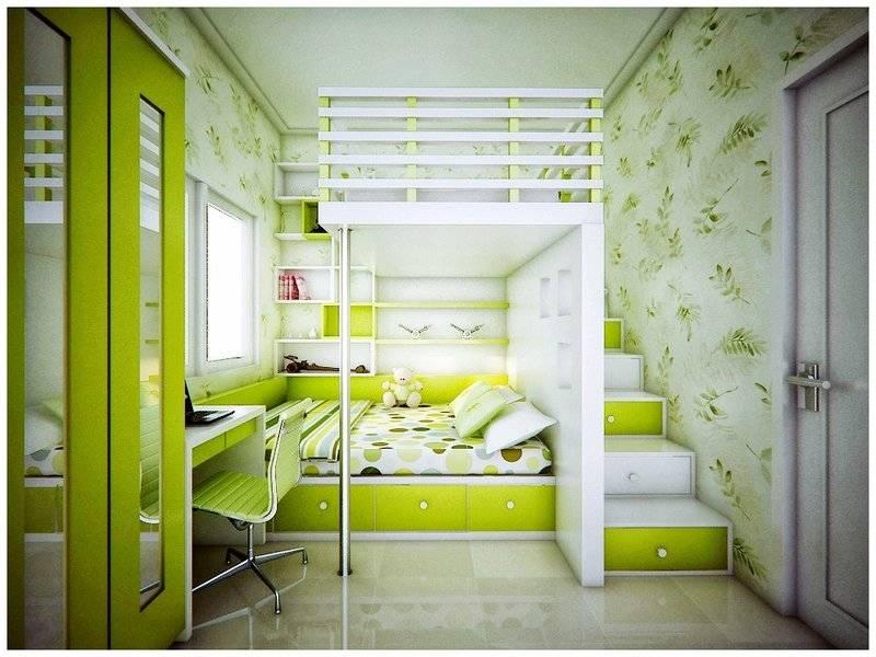 Детская 12 кв. м.: 130 фото дизайна спальни для детей и подростков