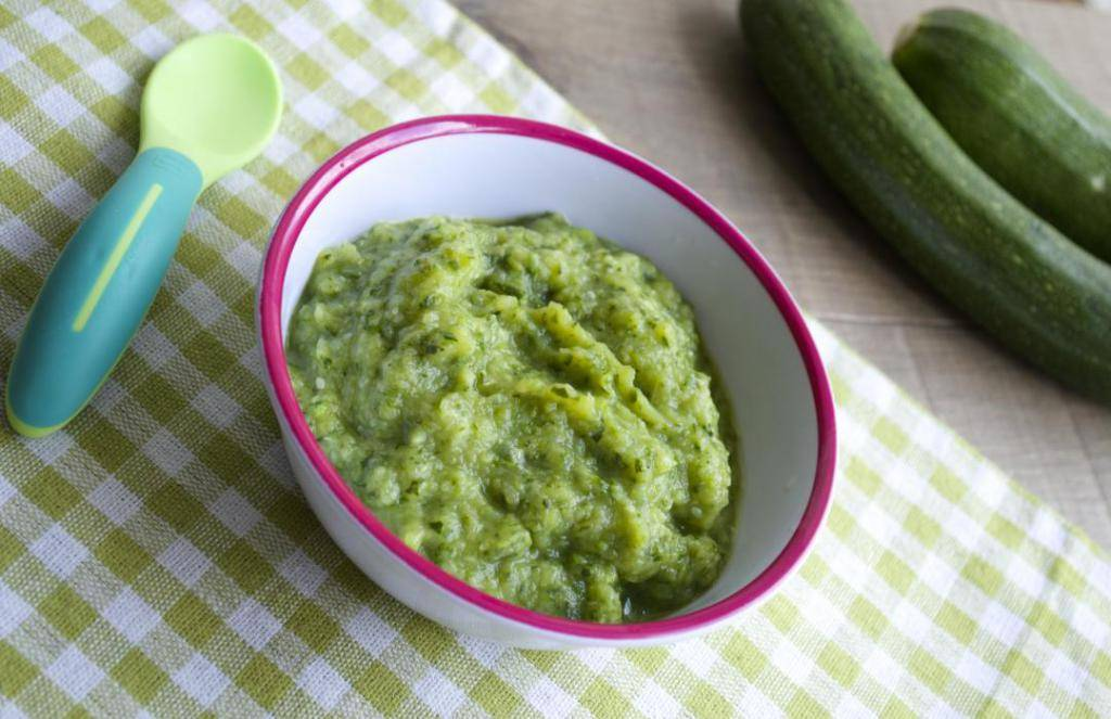 Как приготовить пюре из брокколи для грудничка: рецепт с фото