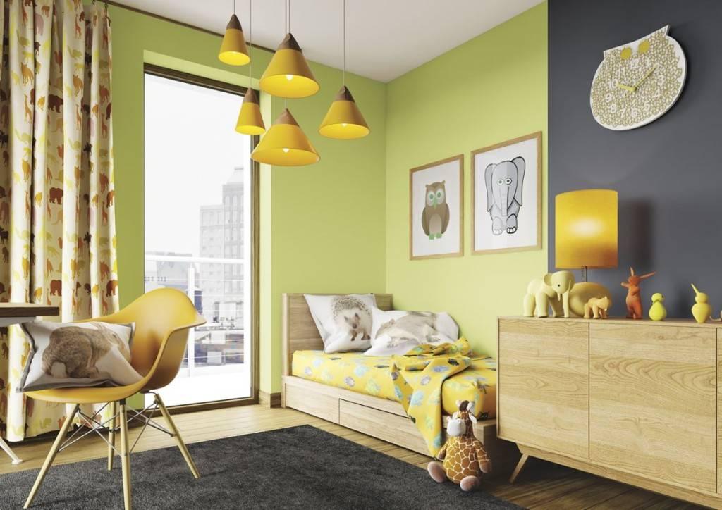 Серая детская комната — оформляем дизайн в спокойных тонах (70 фото)
