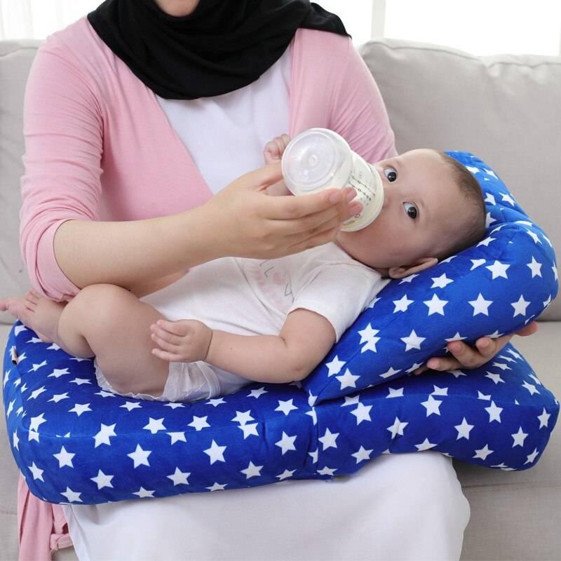 Подушки для кормления - где купить и как пользоваться, цены и отзывы мам