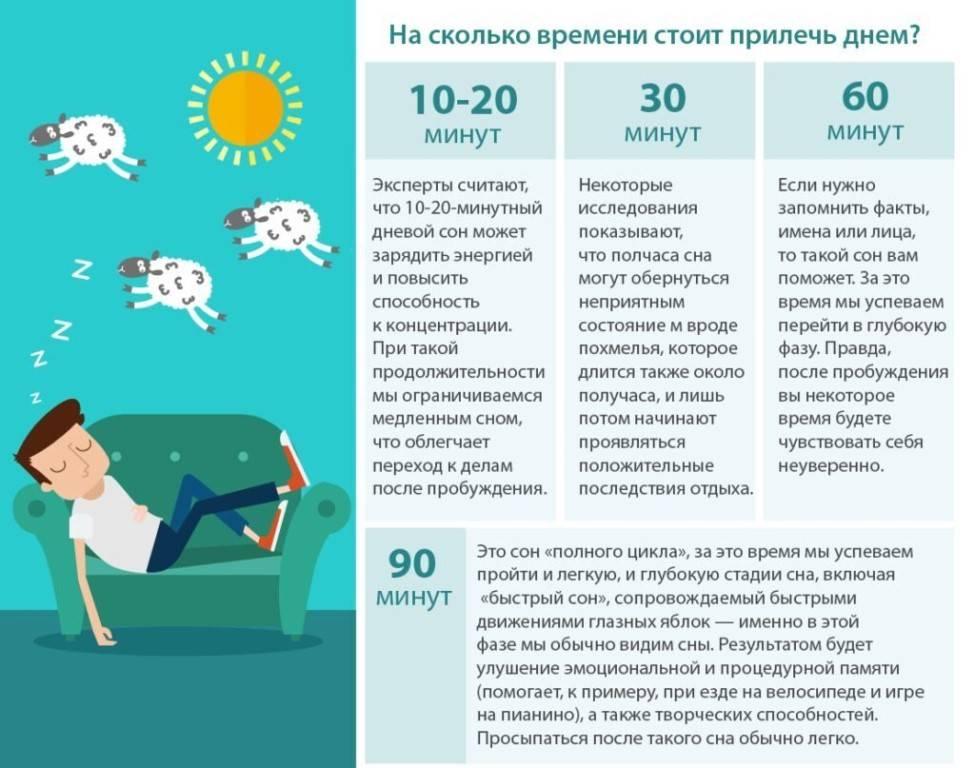 """Сон 3-6 летнего ребенка - сколько """"должен"""" спать ребенок в 3-6 лет"""