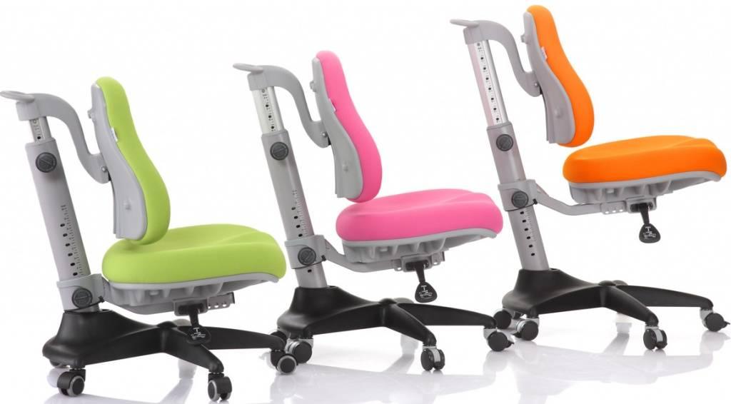 Стул для школьника, регулируемый по высоте: выбор ортопедического кресла для дома