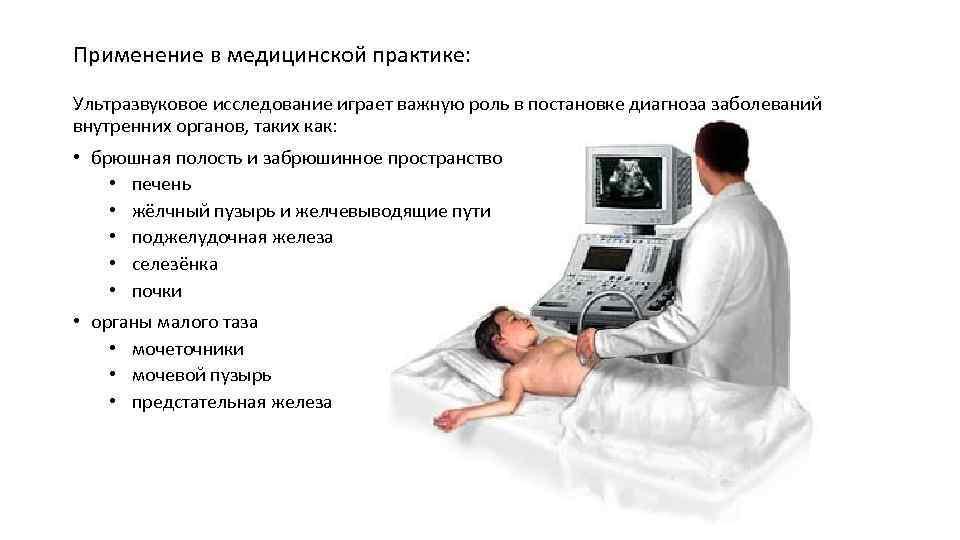 Трансабдоминальное узи органов малого таза у женщин – клиника семейный доктор