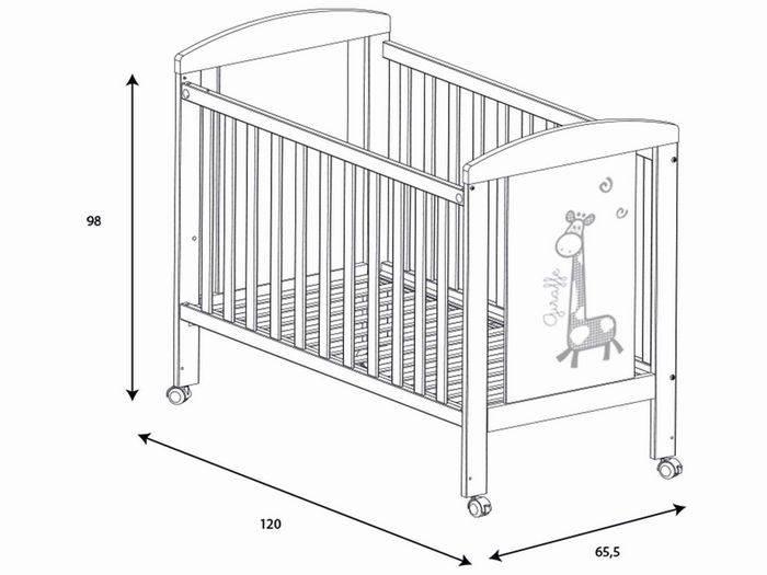 Размеры детской кроватки (111 фото): стандартные размеры односпальной кровати, габариты для детей от 3 лет
