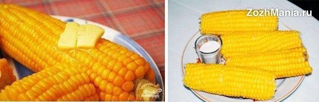 Можно ли детям кукурузу, какую, сколько