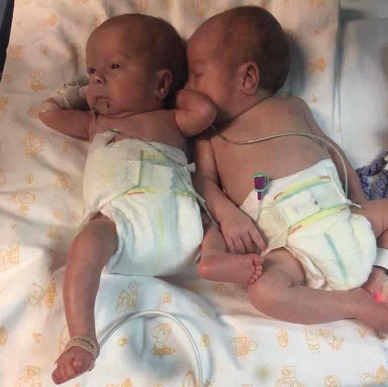 Кто рожает двойняшек? - женское здоровье