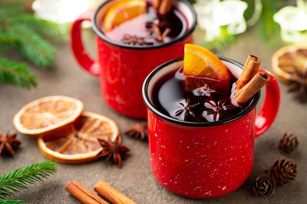 Безалкогольный глинтвейн: тёплые рецепты в домашних условиях