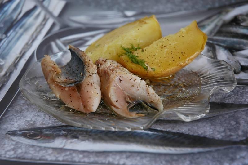 Можно ли соленую рыбу при грудном вскармливании