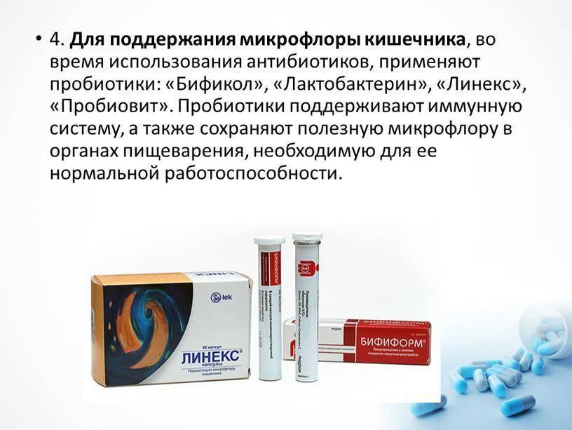 Возникновение дисбактериоза после антибиотиков. бифилакт биота | биота