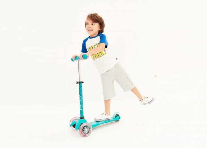 Как выбрать самокат для ребенка от 2-3 до 5-7 лет и научить его кататься? | покупки | vpolozhenii.com