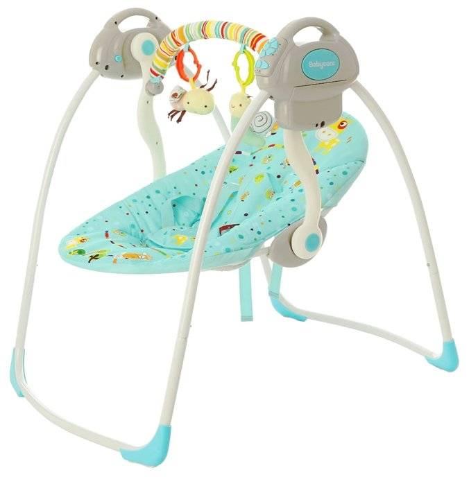 Рейтинг качественных электрокачелей для малышей