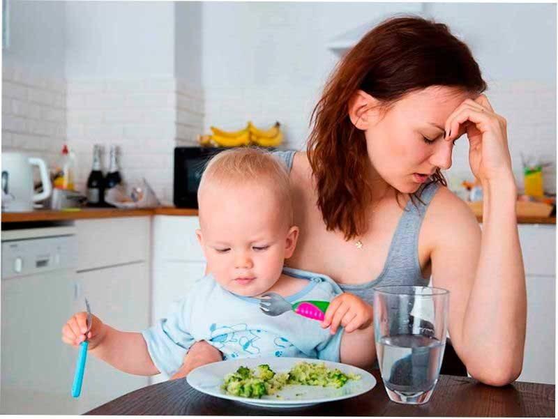 Почему нельзя заставлять ребенка есть через силу
