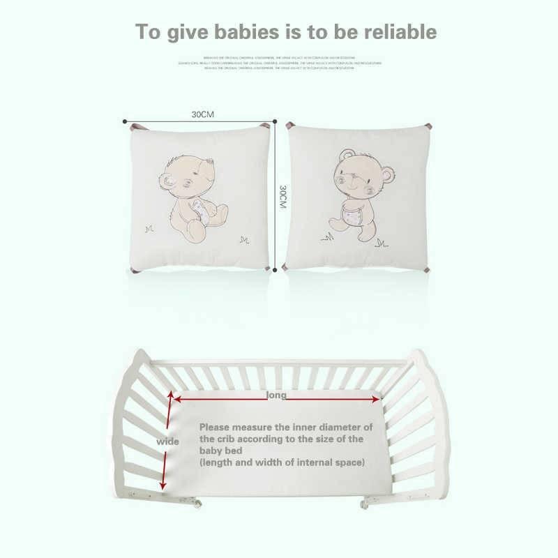 Размер постельного белья в кроватку для новорожденных: из чего состоит детский комплект постельного белья (видео)