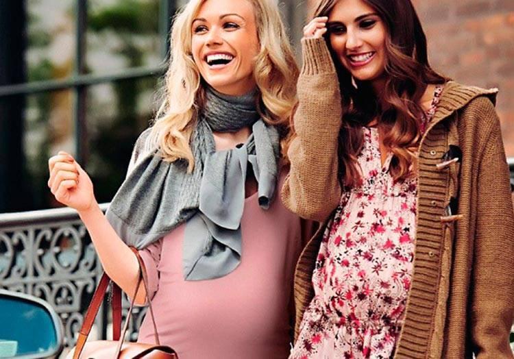 Платья для беременных: модные и красивые модели, скрывающие живот с фото