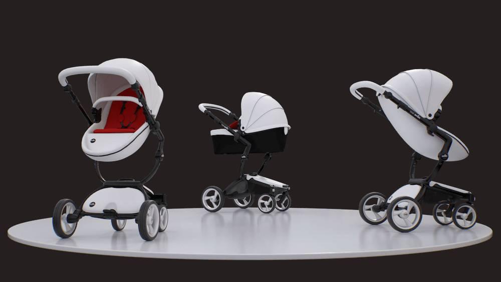 Самая легкая коляска для новорожденных – обзор популярных моделей