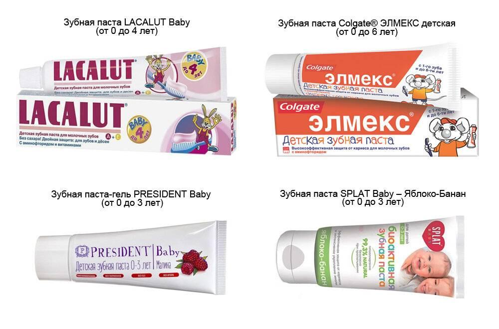 Виды зубной пасты: гигиенические, отбеливающие | состав и применение