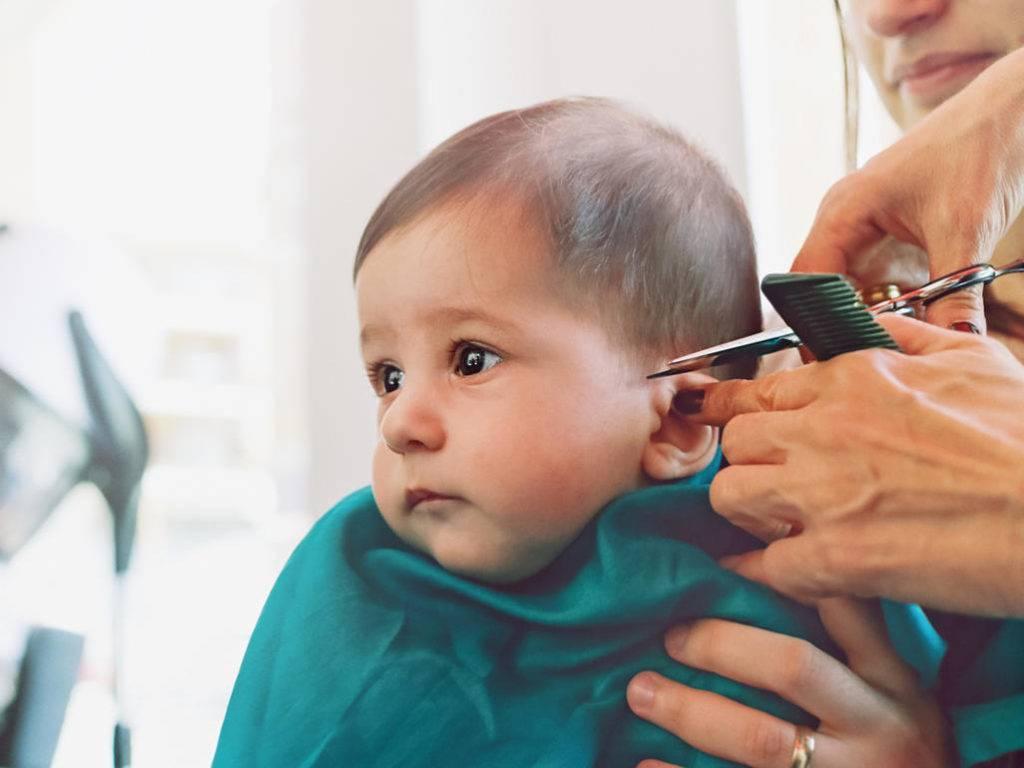 Когда стричь ребенка первый раз. народные мифы и научный подход