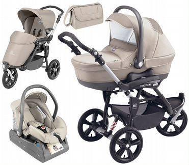 Лучшие детские коляски 3 в 1 - рейтинг 2021