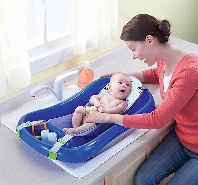 Как выбрать детскую ванночку для новорожденного: купание в складной, с подставкой