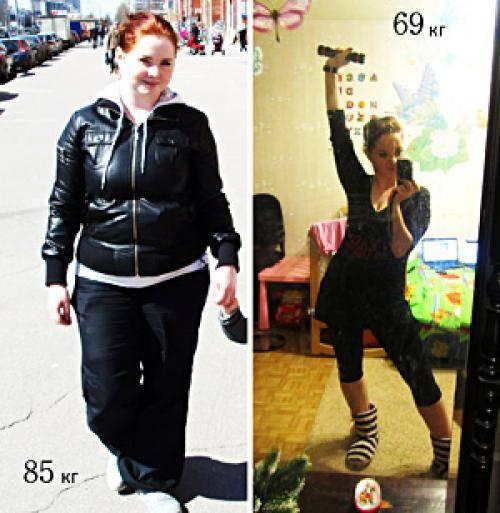 Истории похудения звёзд – фото до и после | bonamoda