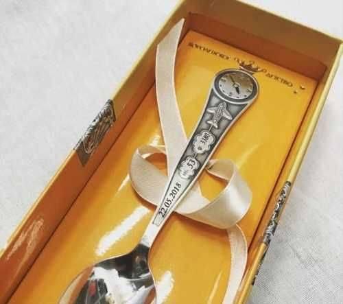 Традиция дарить серебряную ложку на первый зуб   здоровье зубов
