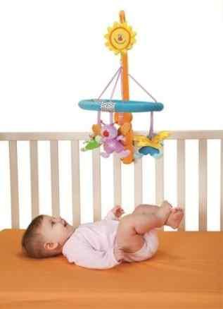Мобили на кроватки для новорожденных когда вешать игрушку, рейтинг лучших