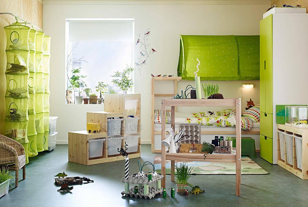 Подробный гид по сериям детской мебели икеа