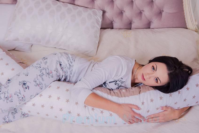 Подушка для беременных: отзывы, какая лучше по форме, наполнителю, как выбрать