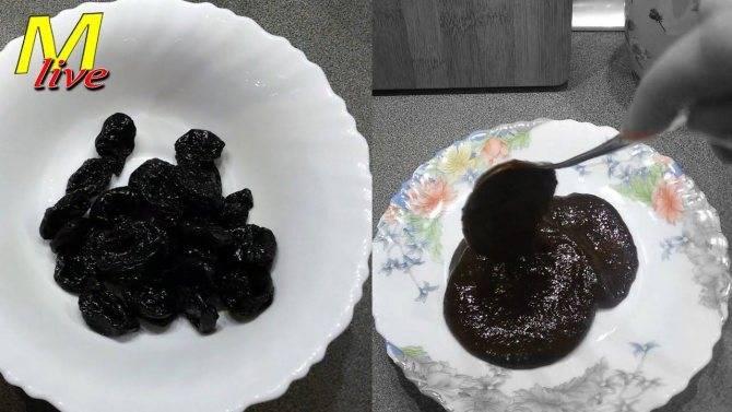 Чернослив прикорм