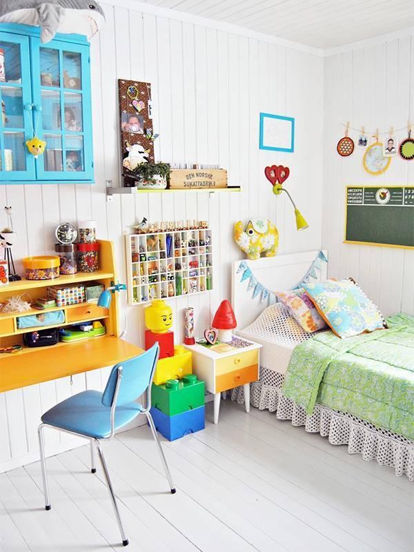 Детские спальни для девочек