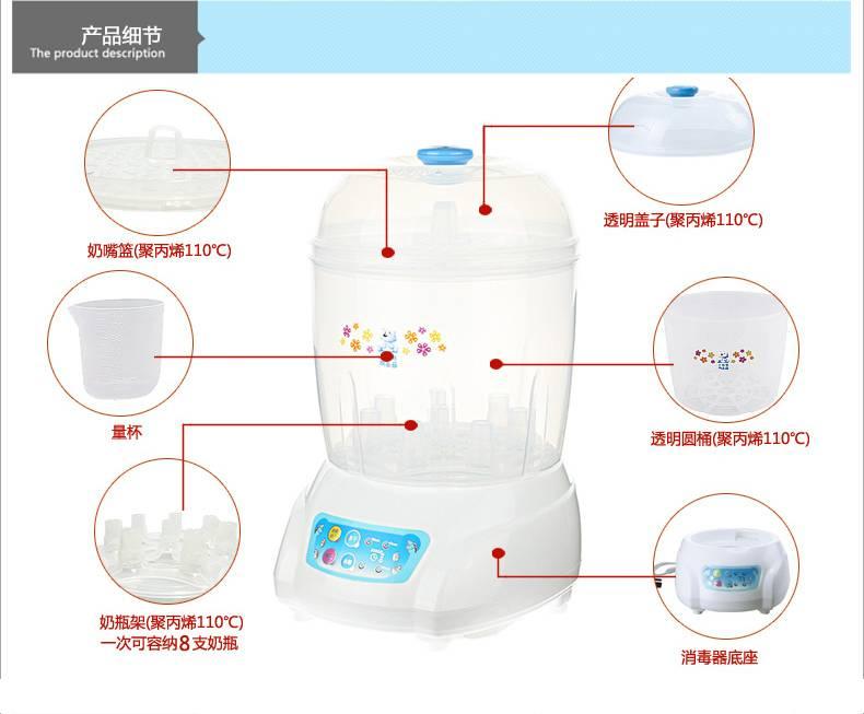 Как выбрать стерилизатор для бутылочек