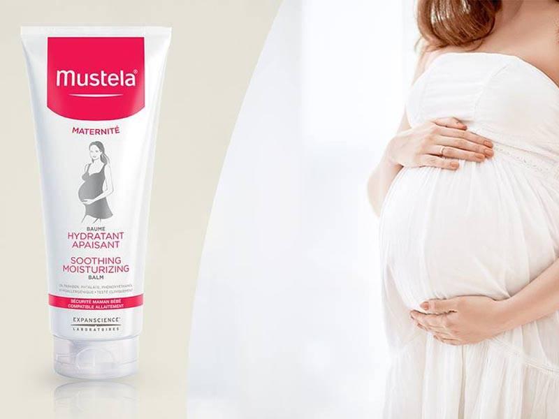 Как избежать растяжек при беременности: профилактика растяжек | mustela