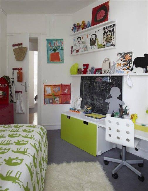 Детская мебель от икеа — 7 лучших идей оформления интерьера детской (55 фото)