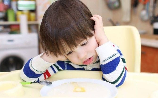Что делать, если ребенок отказывается есть супы