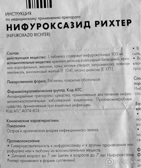 Фуразолидон таблетки 50 мг 20 шт. борисовский завод медицинских препаратов